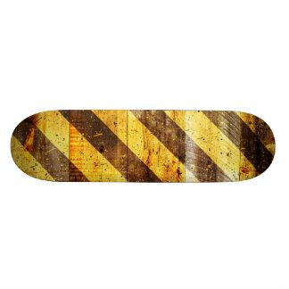 """skate Caution band Patineta 7 7/8"""""""