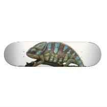 Skate chameleon skateboard