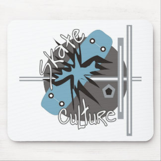 Skate Culture Mouse Pad