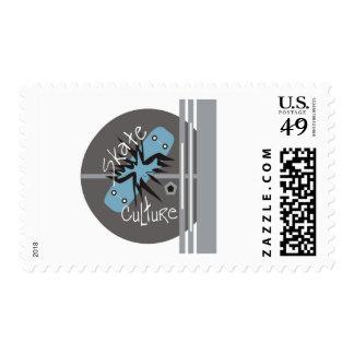 Skate Culture Stamp