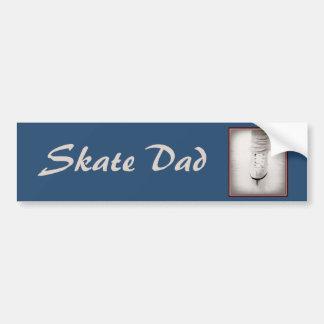 'Skate Dad' Bumper Sticker
