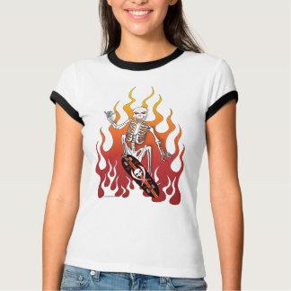 """""""Skate Death"""" Women's T-shirt"""