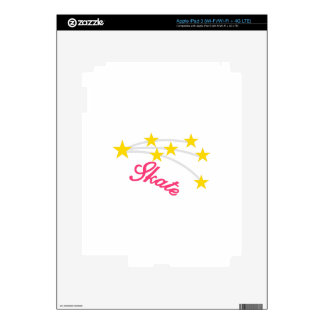 Skate Decal For iPad 3