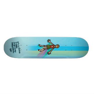 skate don't hate. skate decks