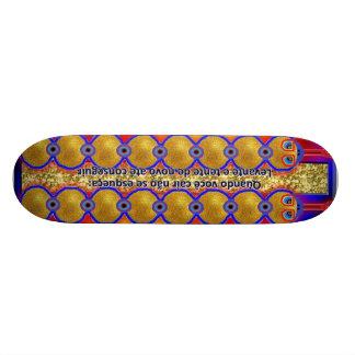 Skate Double Snake Skateboard