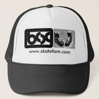 Skate Fam Ha t#1 Trucker Hat