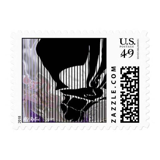 Skate for Japan Postage Stamps