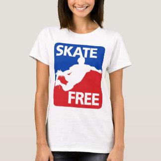 Skate Free Patriotic T-Shirt