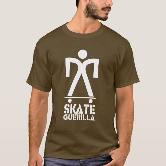 SKATE GUERILLA T-Shirt