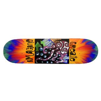 Skate Imagination Custom Skateboard