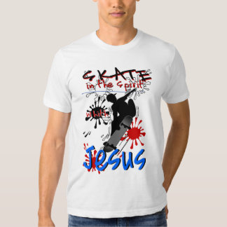 Skate in the Spirit Polera