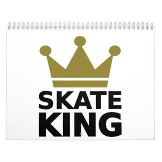 Skate King Calendar