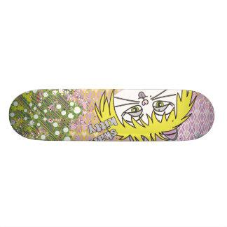 Skate Kitty Hailey Skateboard Deck