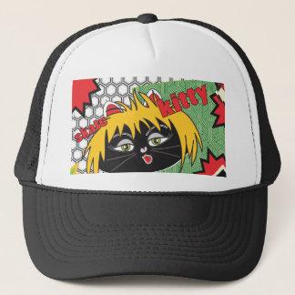 Skate Kitty nesta Trucker Hat