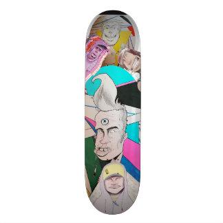 Skate Lady Miyako 11 Skateboard Deck