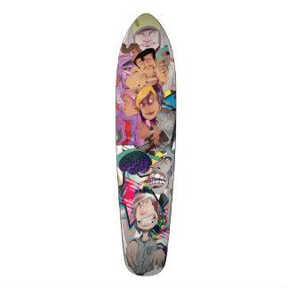 Skate Lady Miyako 12 Skateboard Deck