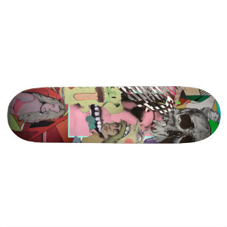 Skate Lady Miyako 8 Skateboard Deck