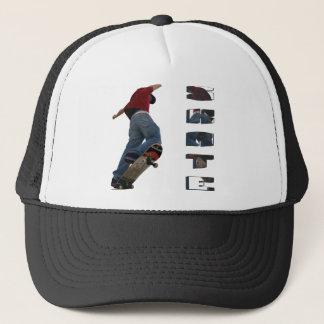 Skate Manual Trucker Hat