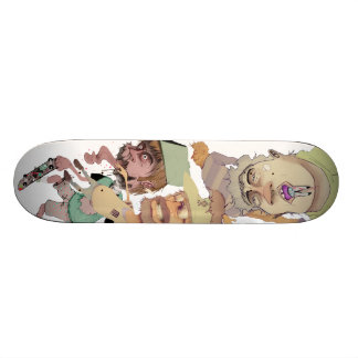 Skate Miyako Lady Skateboard