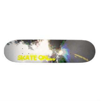 Skate on Journey Skateboard Deck