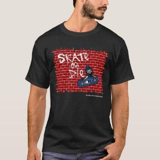 Skate or Die Dark T-Shirt
