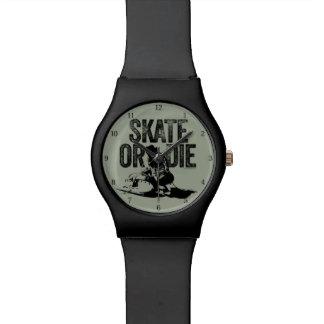 Skate Or Die (Hockey) Wristwatches