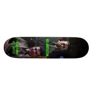 skate or die skateboard deck