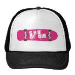 skate or die trucker hats