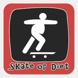 skate or diet