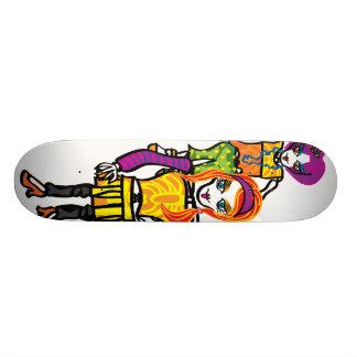 skate or dye! skateboard