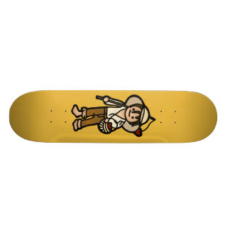 skate or fly (fish). skateboard