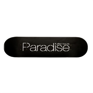 Skate Paradise Skateboard Deck
