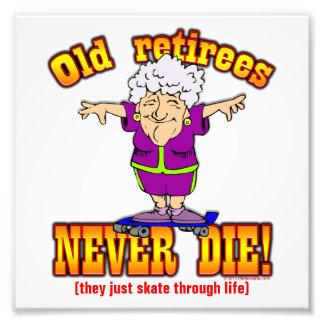 Skate Photo Print