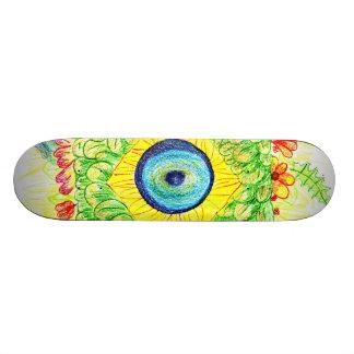 Skate Plough-Brazil Skateboard Deck