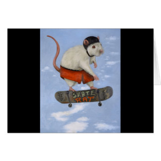 Skate Rat Card