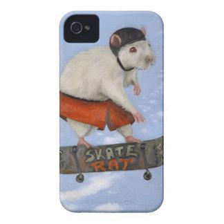 Skate Rat iPhone 4 Case