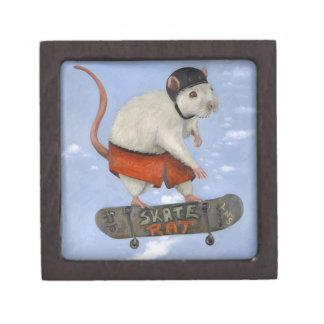 Skate Rat Jewelry Box