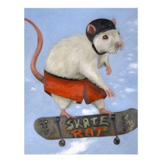Skate Rat Letterhead