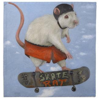 Skate Rat Napkin
