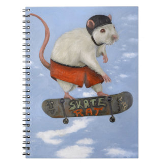 Skate Rat Notebook