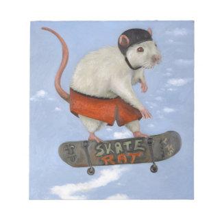 Skate Rat Notepad