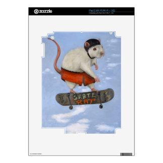 Skate Rat Skins For iPad 2