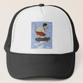 Skate Rat Trucker Hat