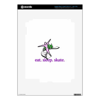 Skate Scene iPad 3 Skin