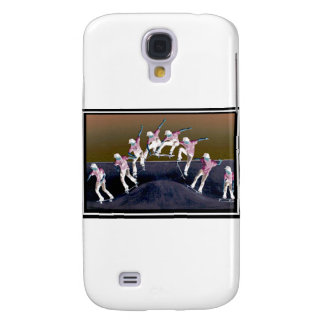 SKATE SEQUENCE GALAXY S4 CASES