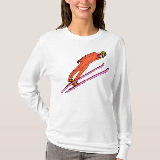 skate,skee T-Shirt