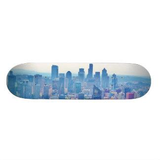 Skate Sky lines Skate Deck