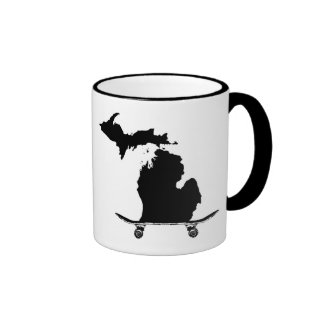 Skate state coffee mug
