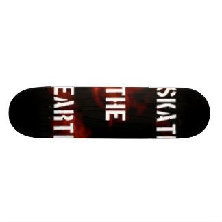 Skate The Earth Skateboard