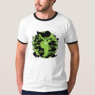 Skate Town - Skater Green T-Shirt